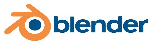 Blender Logo Tipo