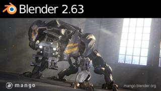 Blender 2.63a