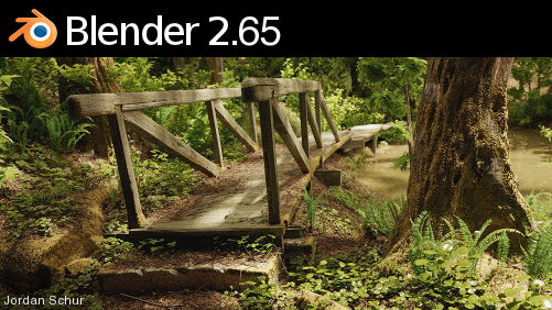 Blender 2.65
